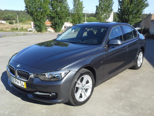 BMW 318, 2014