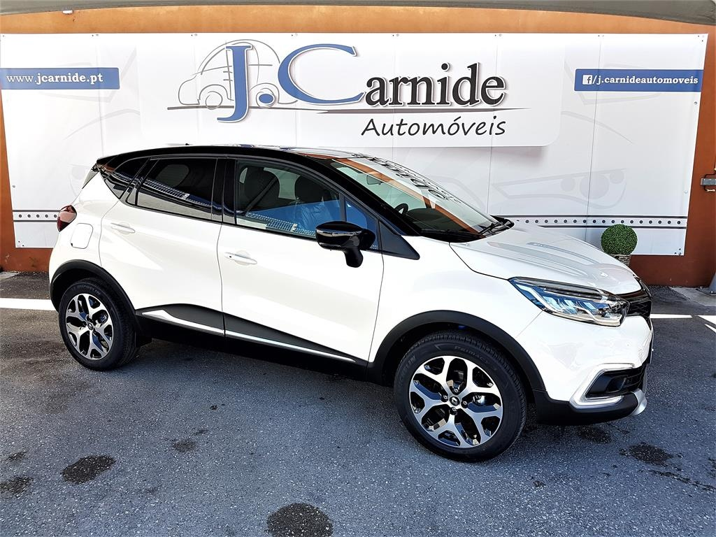 Renault Captur 0.9 TCE EXCLUSIVE