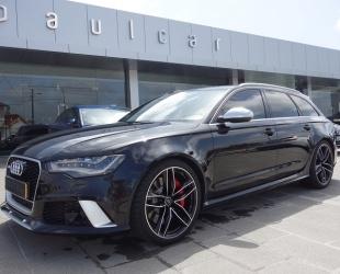 Audi RS6 4.0 V8 QUATTRO TIPTRONIC