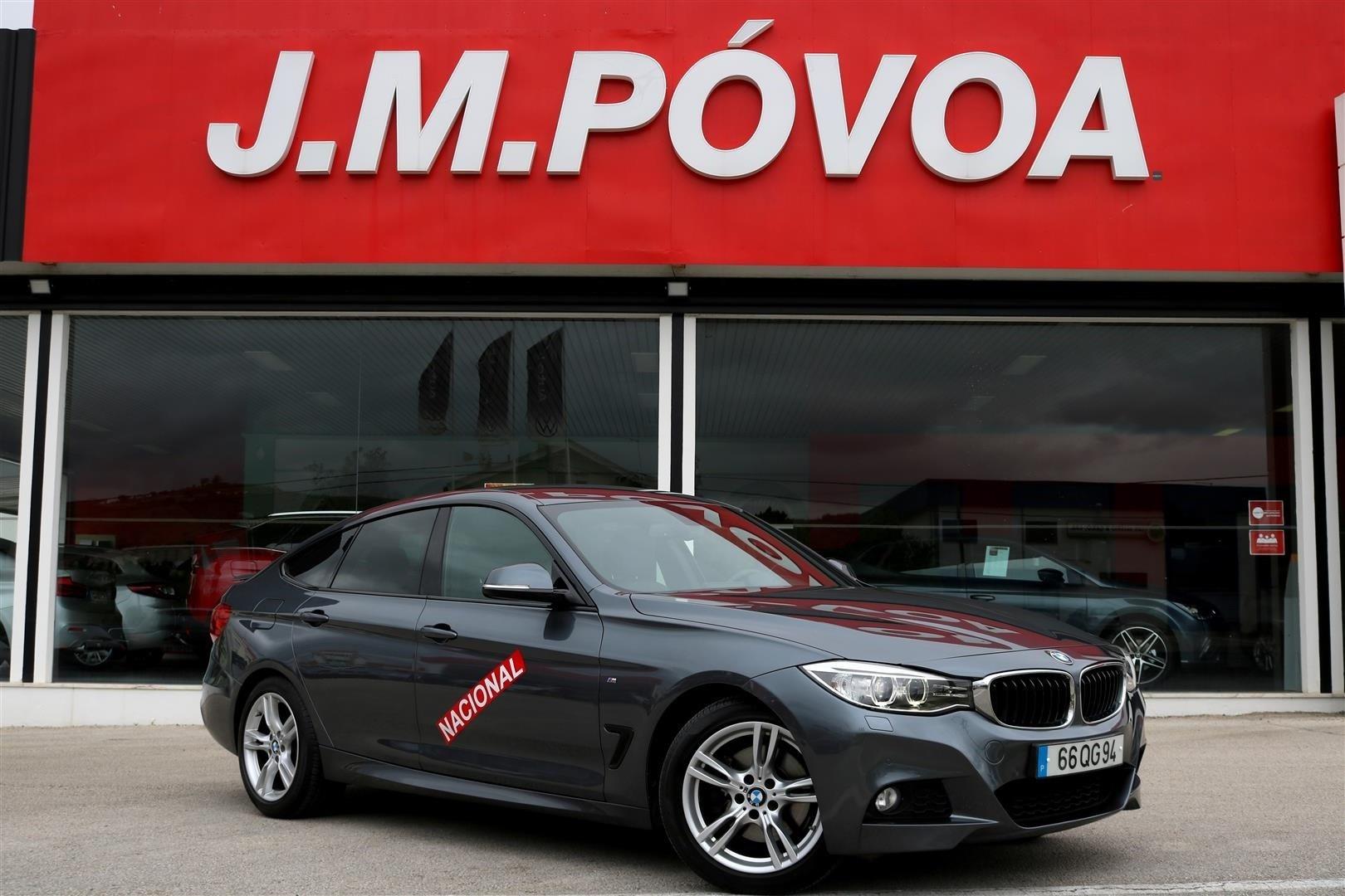 BMW Série 3 325 d Gran Turismo Pack M Auto 218cv