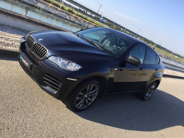 BMW X6 M 50 d