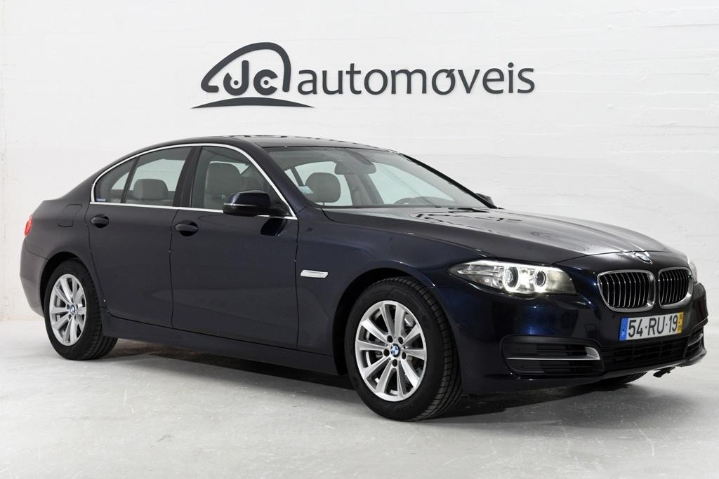 BMW 520 d Aut.