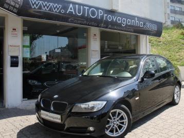 BMW Série 3 318d Lci