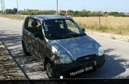 Hyundai Atos 1.0 gasolina 5-portas