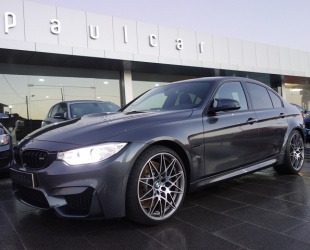 BMW M3 M3 Competition Package