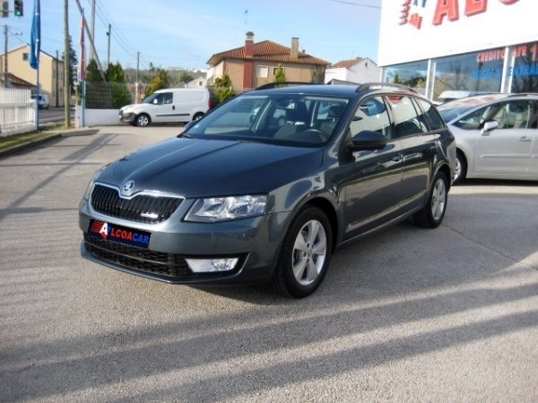 Skoda Octavia Break  Break 1.6 TDi Greenline