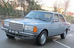 Mercedes 300 300 D