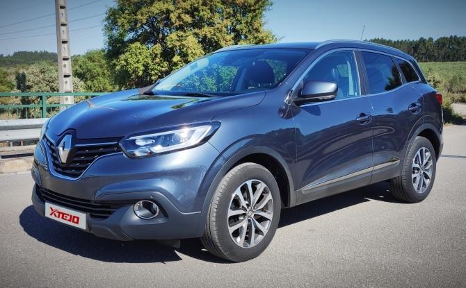 Renault Kadjar 1.5 DCi Exclusive AT