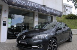 Renault Mégane Coupe 1.5 dCi Bose edition