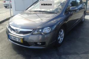 Honda Civic 1.3 DSI i-Vtec Hybrid Elegance