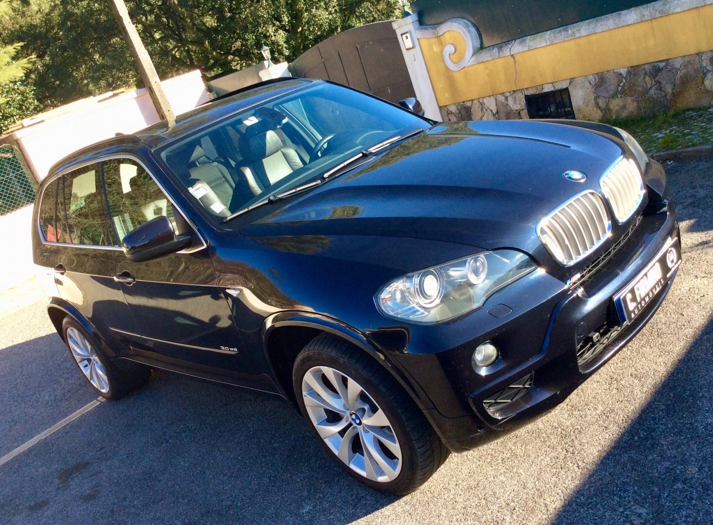 BMW X5 3.0 D Pack M