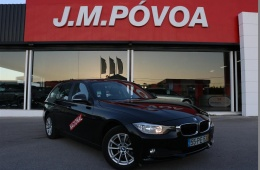 BMW Série 3 318 d Touring Efficient Dynamics GPS 143cv
