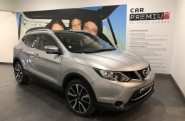 Nissan Qashqai 1.6 dCi X-Tronic Tekna Premium