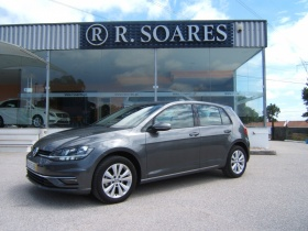 Vw Golf 1.6 TDi Confortline GPS (115cv)(5p)