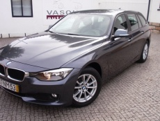 BMW 320 D Automática 184 cv
