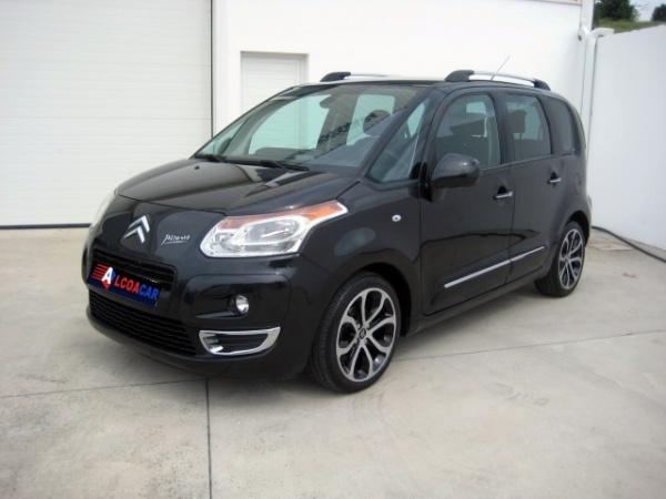Citroën C3 Picasso   1.6 HDi Exclusive (112cv) (5p)
