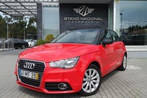 Audi A1 sportback 1.6 TDI Advance S-Tronic