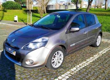 Renault Clio 1.2 TCE 100CV DINAMIQUE S