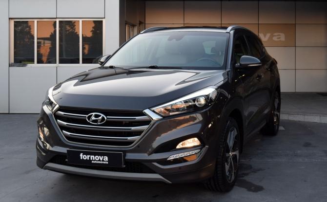 Hyundai Tucson 1.7 CDRI Premium + Pack Pele