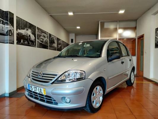 Citroën C3, 2002