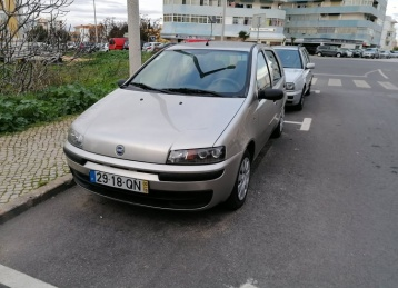 Fiat Punto 1.2cc Automático