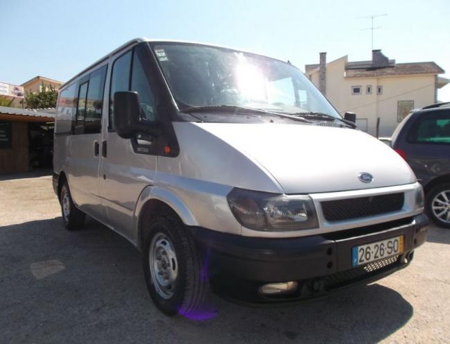 Ford Transit 100 t300 2.0tdci (7lug)(