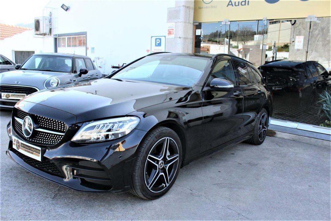 Mercedes-benz C 220 AMG Line Aut.