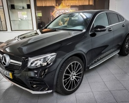 Mercedes-benz Glc 250 d AMG Line 4-Matic
