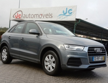 Audi Q3 2.0 TDI Pack Connect