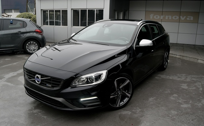 Volvo V60 D4 R-DESIGN GEARTRONIC S&S