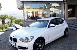 BMW Série 1 118D Line Sport