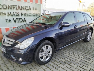 Mercedes-Benz R 320  CDi 4-Matic Longo