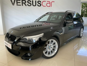 Bmw 520 D Touring Pack M Edition