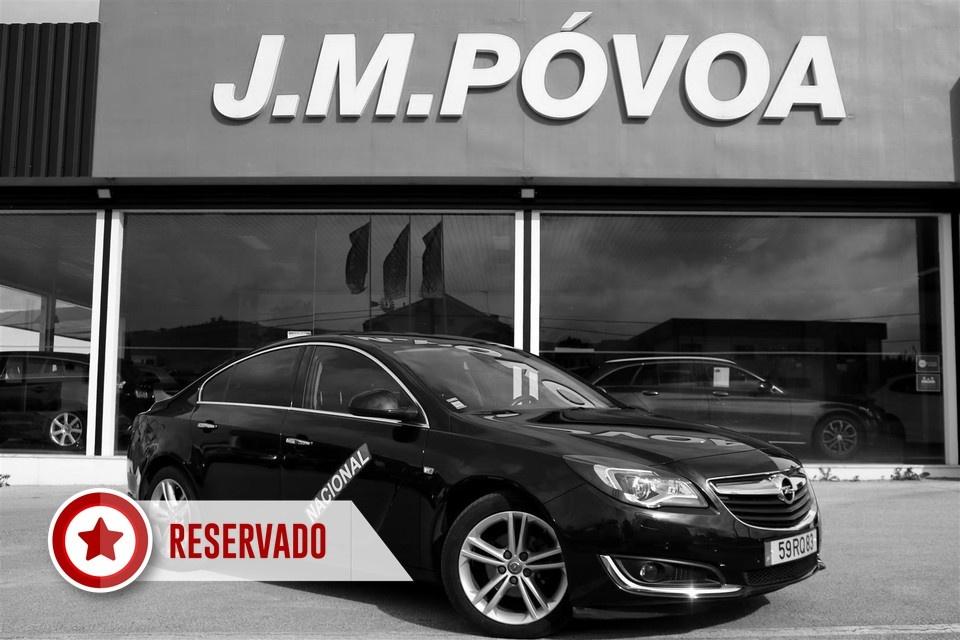 Opel Insignia 2.0 CDTI Cosmo S/S 170cv