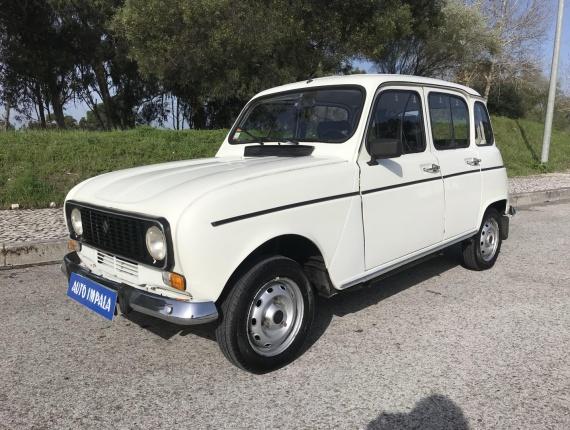 Renault 4 GTL 1.1