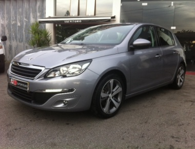 Peugeot 308 1.6 BlueHDi Allure J17