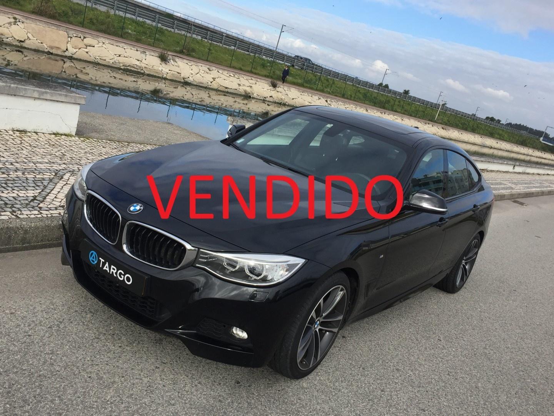BMW 320 d GT Pack M