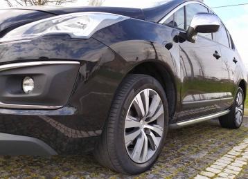 Peugeot 3008 1.6HDI 115CV versão ALLURE