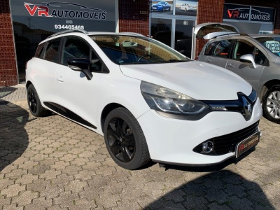 Renault Clio Estate DCI 90 Energy Business