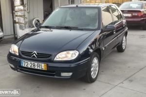 Citroën Saxo 1.5 D EXCLUSIVE