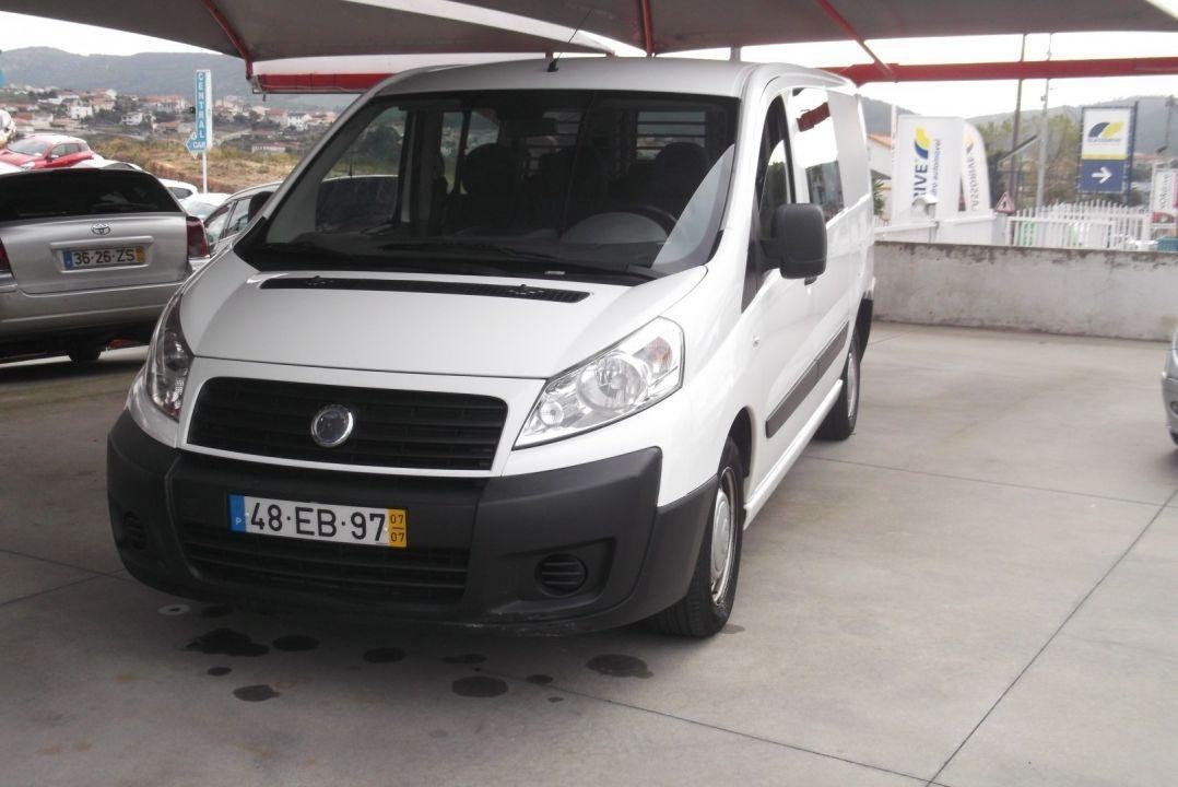 Fiat Scudo 6 Lug 2.0 Hdi Longa M-jet