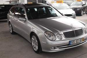 Mercedes-Benz E 220 Station Cdi Avantgarde