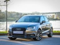 Audi A1 SportBack 1.4 TDi S Line Garantia de Fábrica até 07/2021 ou até 100.000 kms.