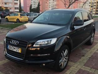 Audi Q7 3.0 TDI FUUL EXTRAS