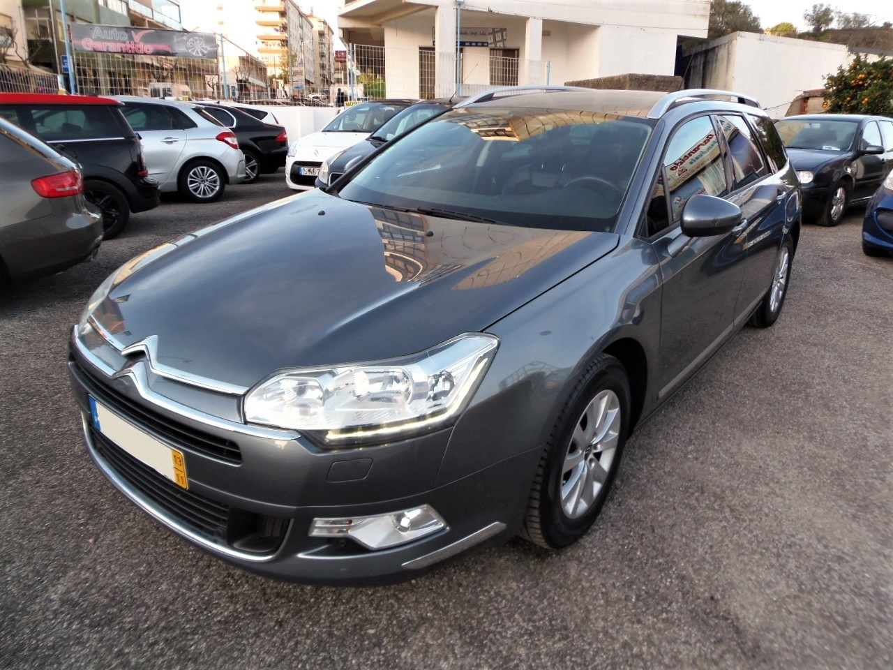 Citroën C5 Tourer 1.6HDi Exclusive