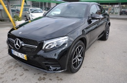Mercedes-Benz GLC 250d 4Matic AMG Coupé