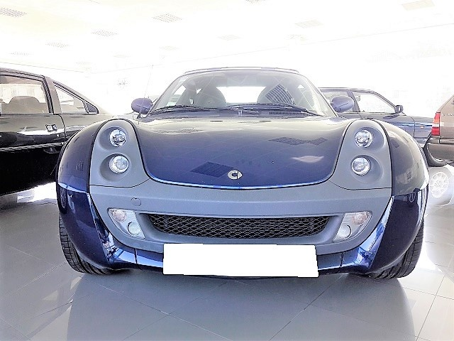 Smart Roadster 82CV ( full extras )
