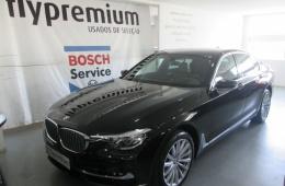 BMW 730 D Automático 02/2017  28.236 Kms