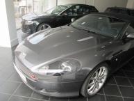 Aston Martin DB9 CABRIO V12 NACIONAL
