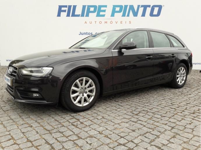 Audi A4 Avant 2.0 TDi Exclusive Line